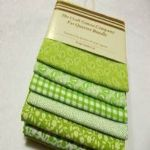 LIME CLASSIC FAT QUARTERS - Fabric Pack